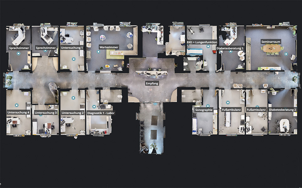 Medical Clinic floorplan1